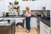 Rosie Birkett #HabitatVoyeur / Say hello to Rosie Birkett – London foodie and star of our latest Today's Coolest Habitats shoot. Based in Hackney with her husband and cheeky whippet, Cyril, we were lucky enough to get a sneak peek inside Rosie's home and asked her everything you could possibly want to know. Take a little look for yourself…