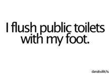 Things I do :P