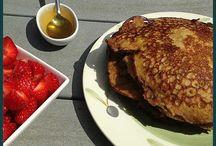 Lunch inspiratie / Recepten voor lunches met pure ingrediënten. Glutenvrij, geraffineerde suikervrij en vaak ook zuivelvrij.