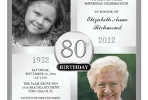 80th Birthday Party / Margaret's 80th
