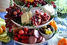 appetizers/cheese boards