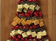 Holiday party trays