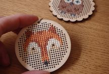 Cross Stitch / by Maria Kim
