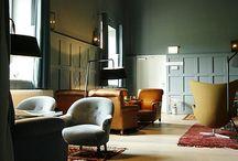 Hemmaidéer / Idéer för lägenheten i stan.