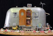 Miniature Caravan & C.