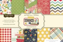 Scrapbook Supplies / A list of too cute items for cardmaking or scrapbooking! / by Nichole Parker