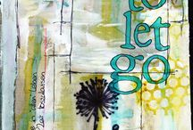 art journalling / by Myra Mackay