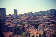 Bergamo / The historical center...
