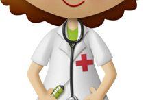 Enfermeria dibujos