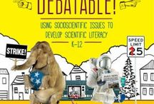 Science - Elementary strategy and activity books