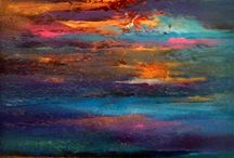 Acrylics / by Sharon Chapman