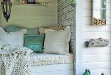Reading Nook / Dream Cottage