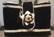 Crochet patterns for AH bags