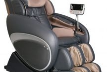 Relax Robotic Massage Chairs / A collection of Robotic Massage & Zero Gravity Chairs and Devices