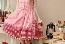 My Lolita Soul  / Lolita dress, Lolita coat, Sweet Lolita, Gothic Lolita, Princess style, Lovely Style, Japanese street fashion in my young soul