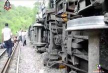 Nachttrein naar Chiang Mai ontspoort: 30 gewonden