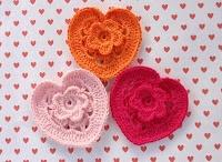Crochet assorted motifs: fauna, flora, hearts, stars, seasonal, etc / by Claire Kennedy