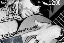 GRANDES EVENTOS EN PROMOCIÓN ARTISTICA/MÚSICA #2013 DEL(Artista/Compositor/Interprete musical SELU VIVAS )