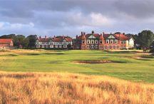 Golf courses England, golfbaan Engeland / Golf courses in England, golfbaan Engeland