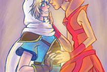 Finn and Flame prince