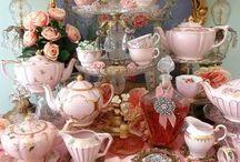 Pre-Season Tea inspiration / Tulane Greenie Gals pre-season tea inspiration