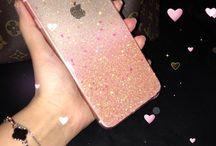 ~Rose Gold IPHONE