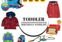 Toddler Gift Ideas