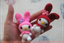 Amigrumi ,,,, knit doll / null / by Mikyoung Chung