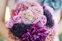 Center pieces and bouquets