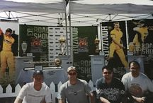 Adelaide trip for Ashes Test - 2002