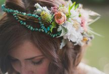 Festival Flowers / Perfect floral ideas for a festival wedding