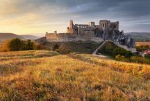 The castles in Slovakia/ I was there