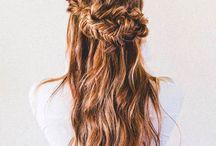 style ; hair