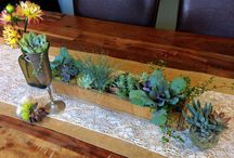 Centerpieces / Table jewels :)