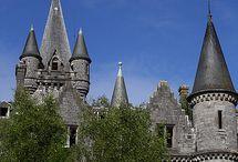 Forladte slotte i hele verden
