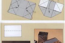 Dobraduras / Origames