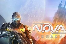 تحميل و شرح لعبة N.O.V.A. Legacy  للاندرويد