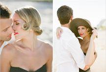 Beach couple photos / by Megan Rainbird