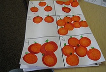 Fall:  Pumpkins & Jack-O-Lanterns (Crafts & other Classroom Activities, Storytime) / by Brenda Potter