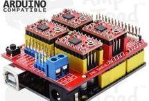 Arduino-CNC Router;Mekanizma