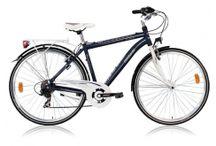 Hybride fietsen / Hybride fietsen van Velofiets:  Je komt de term hybride fiets regelmatig tegen als je op zoek gaat naar een fiets, maar wat is het nu eigenlijk?  Een hybride fiets is een kruising tussen een stadsfiets en een toerfiets (mountainbike racefiets).