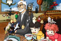 Hayao Miazaki , films