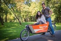 Strange bikes at Biciclop