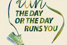 Marathon Inspiration / Inspiring images about running marathons.