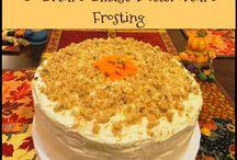 Cake Recipes (yumsforthetum.com) / Cake recipes from the blog @ yumsforthetum.com.