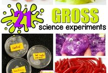 Mad science party / Mad science party for school
