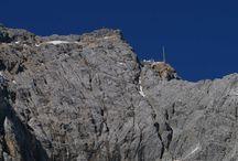 Zugspitze 2962m npm / 6. najwyższy szczyt Korony Europy - Niemcy - 10 lipca 2011