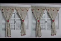 draperii crosetate