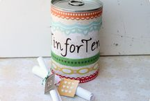 MAKE: Gift Ideas / Crafts, printables, and creative ideas to make EXTRAORDINARY gifts!