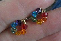 Rainbow Jewelry / by Moonshine Gems